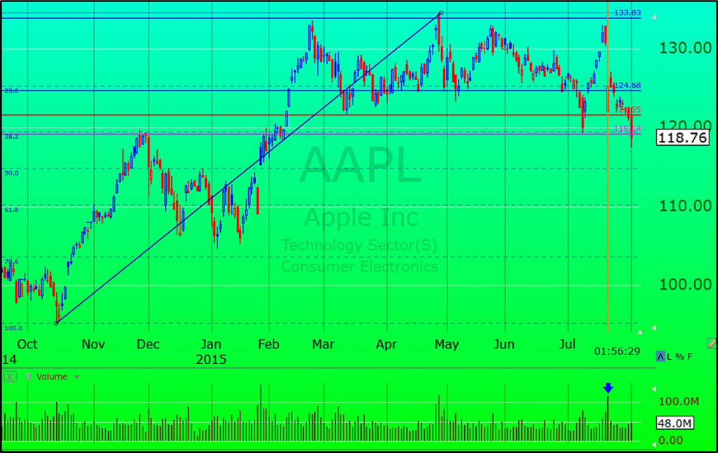 AAPL chart - 8315