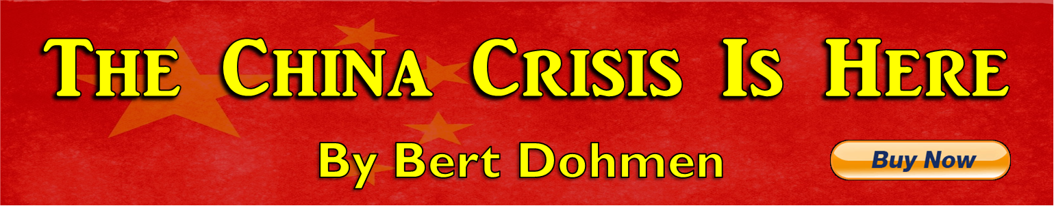 Dohmen Capital China Crisis Is Here