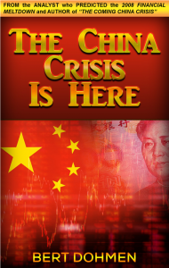 The China Crisis Is Here - Cover option2